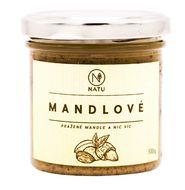 Natu  Mandlové máslo pražené 300g