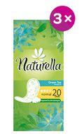 Naturella Intimky Normal Green Tea 3x20ks