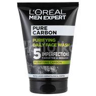 L'Oréal Paris Men Expert Pure Carbon čistící gel s aktivním uhlím 100ml