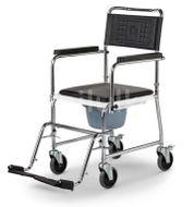 HCDA - toaletní židle pojízdná