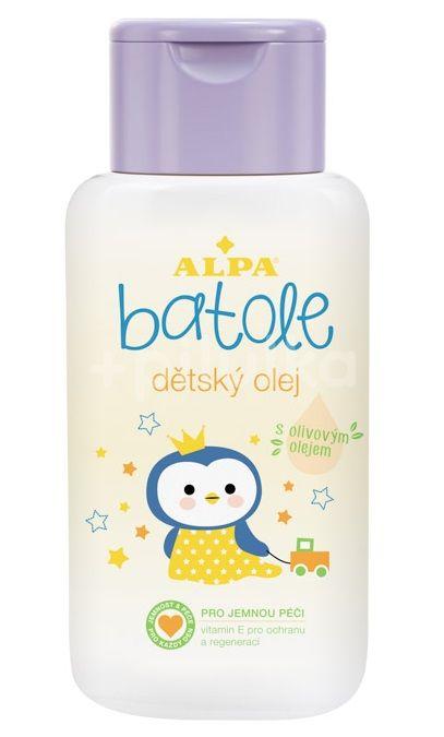 Batole dětský olej s olivovým olejem 200ml