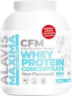 ALAVIS MAXIMA Whey Concentrate Syrovátkový protein 80% 2200g