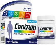 Centrum multivitamín pro muže 30 tablet