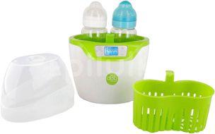 dBb Duo Steril, sterilizátor, ohřívač, parní vařič, zelená