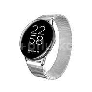 Canyon Chytré hodinky Lemongrass - stříbrné