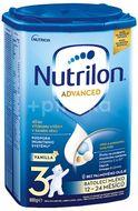 Nutrilon 3 Advanced Vanilla batolecí mléko 800g