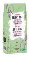 ORGANIC sypaný zelený čaj s Levandulí Chodouňskou 30g