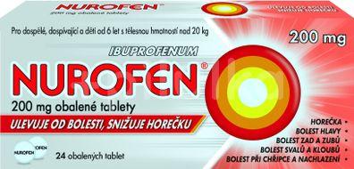 Nurofen 200mg 24 tablet