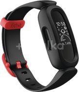 Fitbit Ace 3 Fitness náramek black/racer red