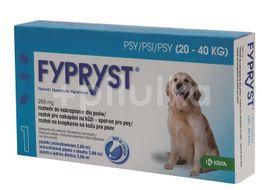 Fypryst 268 mg roztok pro nakapání na kůži – spot-on pro psy