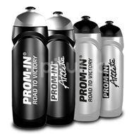 Sportovní láhev Prom-in athletic stříbrná 750ml