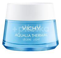 Vichy Aqualia Thermal Lehký hydratační krém pro normální až smíšenou citlivou pleť 50ml