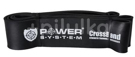 Power System guma na posilování CROSS BAND LEVEL 5 Černá