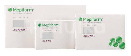 Silikonové krytí na jizvy Mepiform 5x7,5cm 5ks