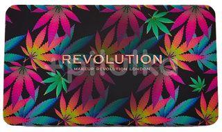 Revolution Forever Flawless Chilled paletka očních stínů 19,8g