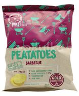 GoldNutrition Peatatoes proteinové chipsy barbecue 40g