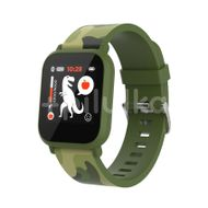 CANYON smart hodinky My Dino KW-33 Green/Camo