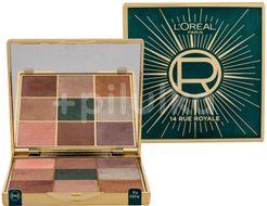 L'Oréal Paris Paletka očních stínů limited edition Rue Royale 16,5g
