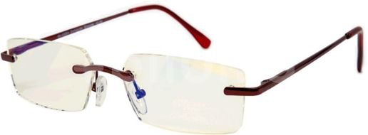 Glassa Brýle na počítač PCG06 červená