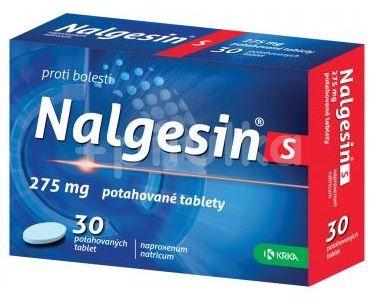 Nalgesin S tablety potažené 30x275mg II