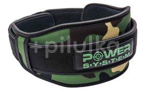 Power System opasek na posilování PREDATOR-GREEN vel.S