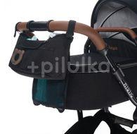 ZOPA Organizér na kočárek Plus, Black
