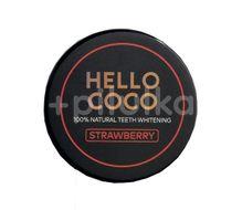 Hello Coco Teeth Whitening Powder Strawberry