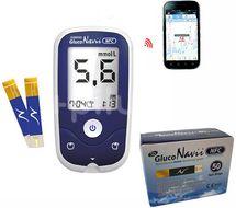 Glukometr SD Gluco Navii NFC +50 proužků