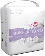 MonPeri Pants L 8-14 kg, 20 ks