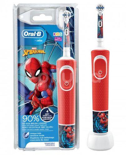 Oral-B Vitality Kids Spiderman elektrický zubní kartáček 1ks