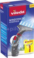 Vileda Windomatic Power Complete set vysavač + mop na okna
