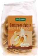 Bio*nebio Bio Banánové chipsy 150g