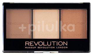 Revolution Ultra Sculpt & Contour Kit Light/Medium C04 paletka na tvář 11g