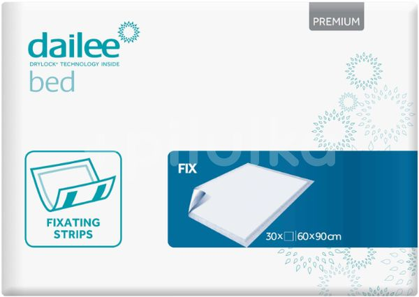 Dailee Podložky Bed Premium Fix 60x90 30ks