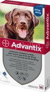 Advantix pro psy spot-on nad 25kg 1x4ml