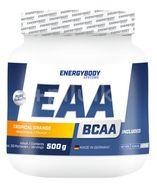 EnergyBody EAA tropický pomeranč 500g
