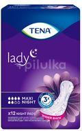 TENA Lady Maxi Night inkontinenční vložky 12ks