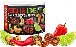 Mixit Oříšky z pece - Habanero chilli a limetka 150g