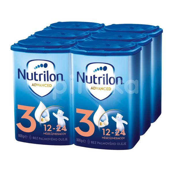 Nutrilon 3, 6x800g