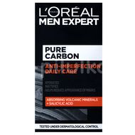 L'Oréal Paris Men Expert Pure Carbon Denní krém proti nedokonalostem 50ml