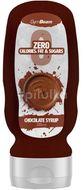 GymBeam Chocolate Syrup chocolate 320ml