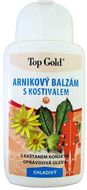 TOP GOLD Arnikový balzám s kostivalem- chladivý 200ml