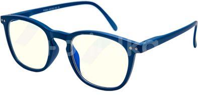 Glassa Brýle na počítač PCG03 modrá