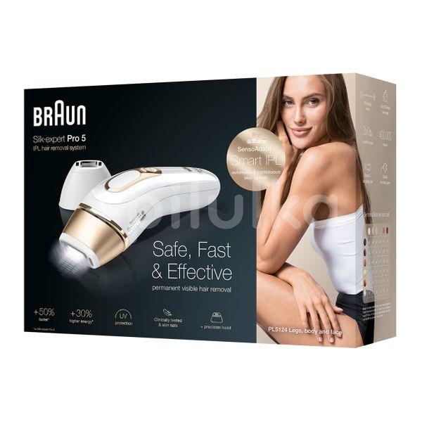 BRAUN Silk-expert Pro 5 PL5124 1ks
