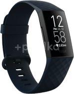 Fitbit Charge 4 Fitness náramek storm blue/black