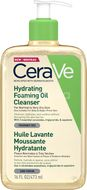 CeraVe Hydratační čisticí pěnící olej s obsahem 3 esenciálních ceramidů a lipidů 473ml.