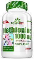 AMIX Green Day Methionine 1000 mg, 120kapslí