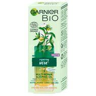 Garnier BIO Multi-regenerační noční olej s bio konopným olejem 30ml