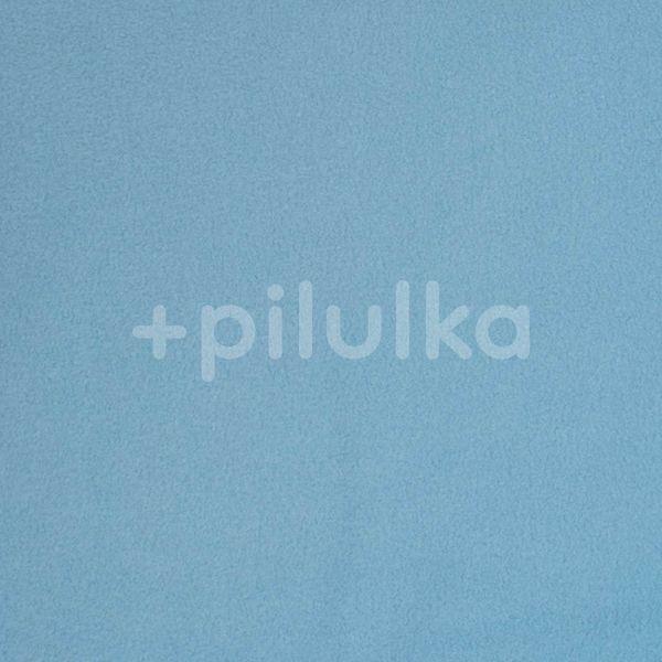 New Baby Dětská fleecová deka modrá hvězdičky 100x75cm