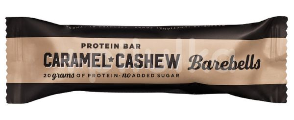 Barebells Protein karamel a kešu 55g